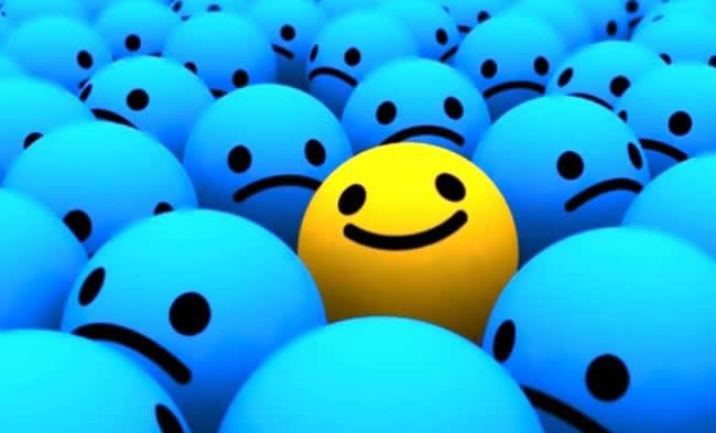Como transformar pensamentos negativos em positivos