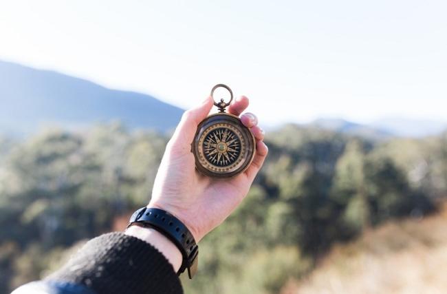 4 simples passos para você viver com mais propósito
